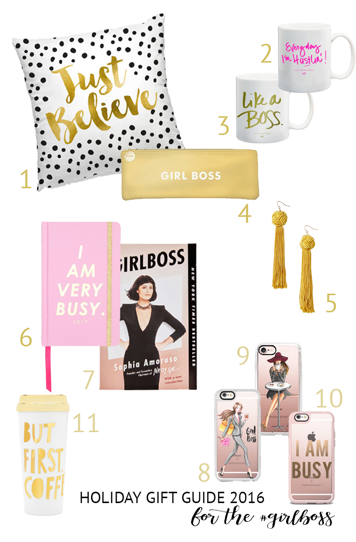 girlboss gift guide