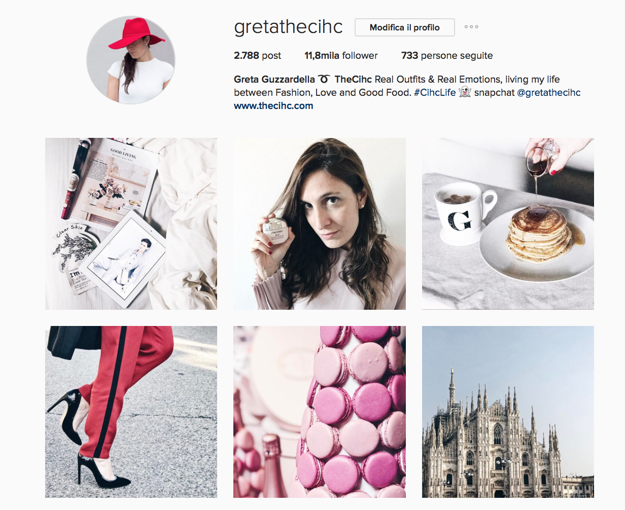 instagram greta the cihc