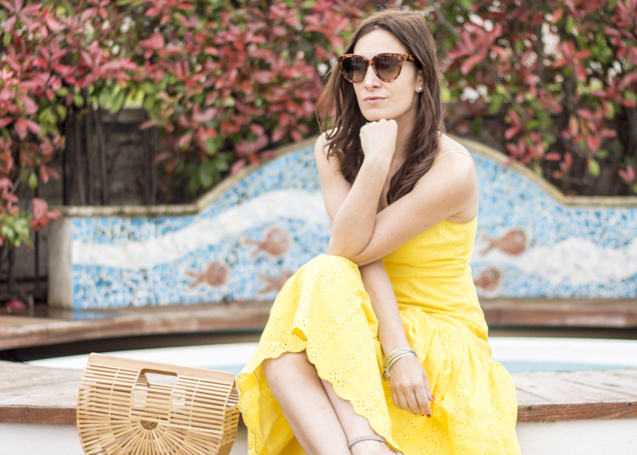 Yellow Dress Summer