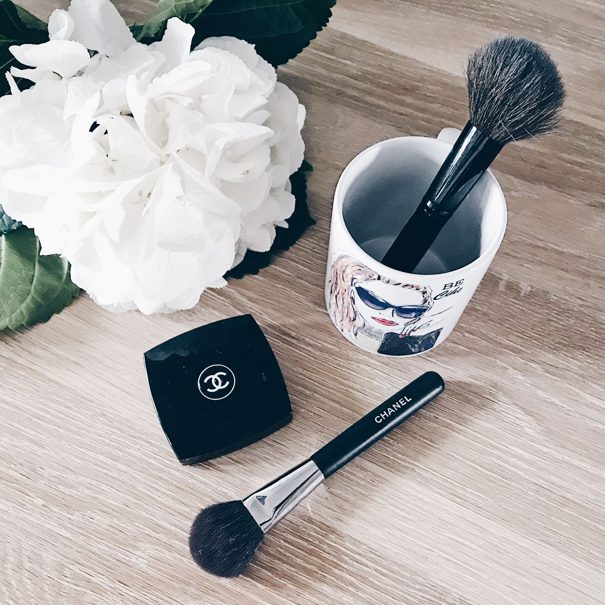 PENNELLI TRUCCO - MAKE UP BRUSH KIT
