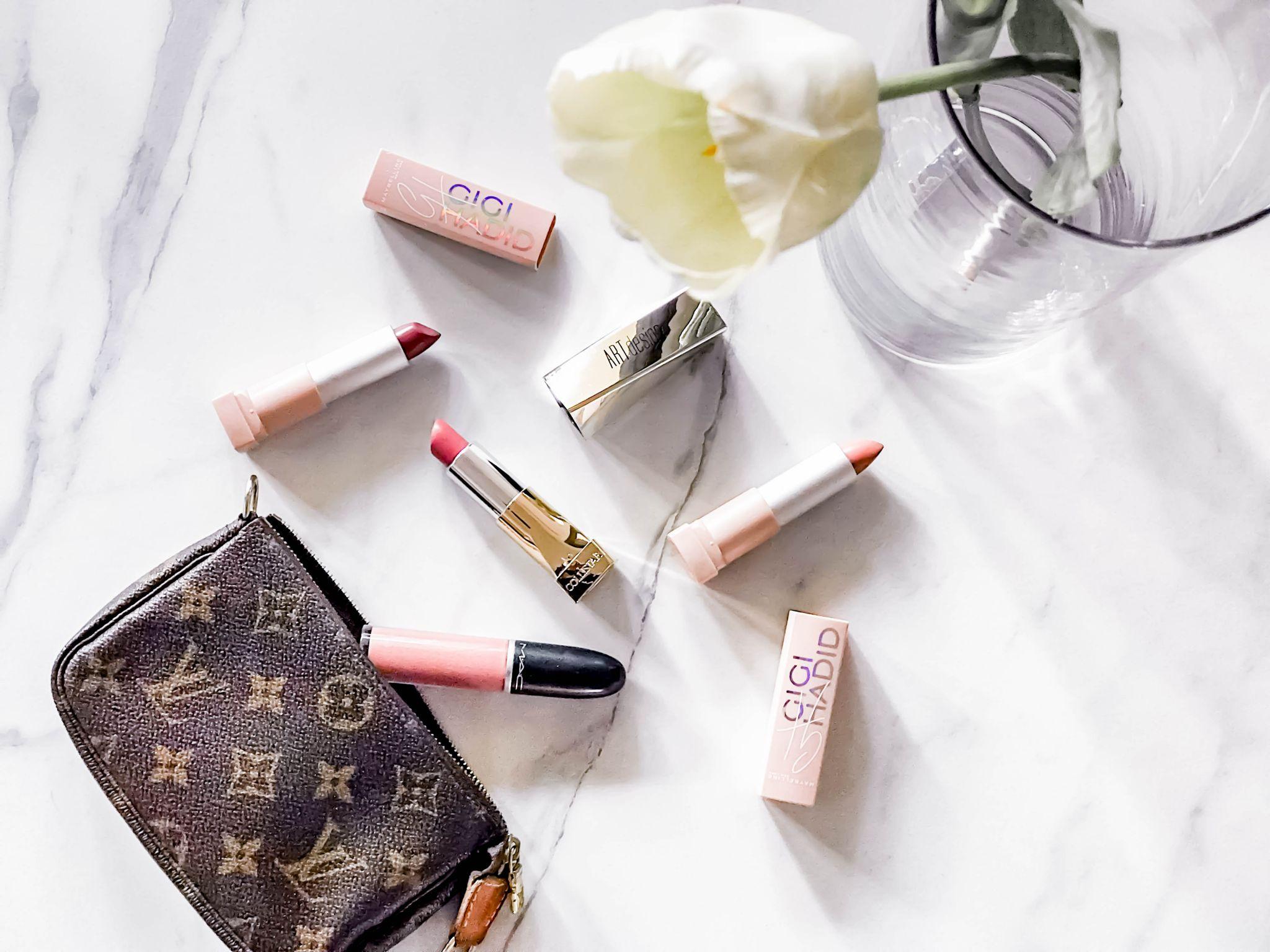 Mat lipsticks